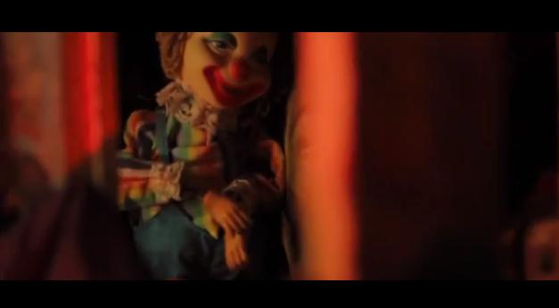 insidious clown