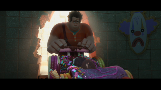 wreck it ralph clown 2